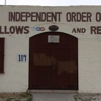 The Former Odd Fellows Lodge - Artesia #43